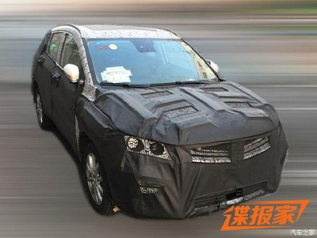 丰富产品线 吉利年内推出两款紧凑型SUV