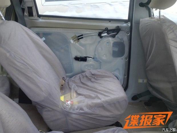 翻版五菱宏光S3 宝骏全新SUV谍照再曝光