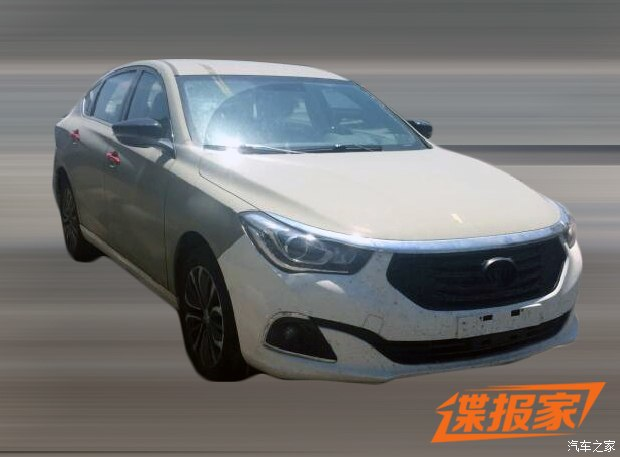 1.5L混动 传祺GA6 PHEV广州车展首发