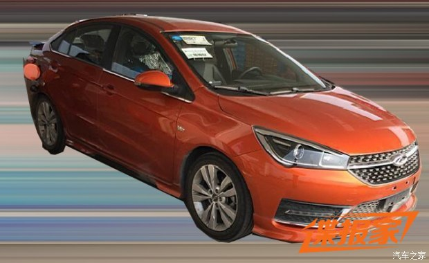 147马力 艾瑞泽5 Sport将于3月下旬上市