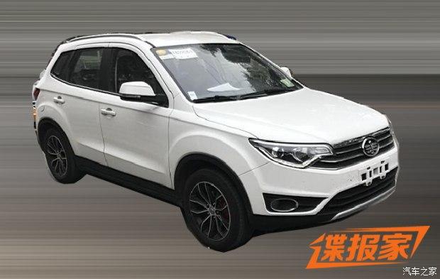 最快9月上市 森雅R7 1.5T上海车展亮相